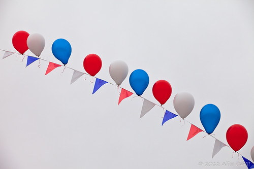 Colorful balloons | by alicecahill