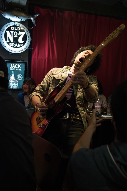 T.G.I.F. Blues Session at Terraplane, Tokyo, 10 Jun 2016 -00194