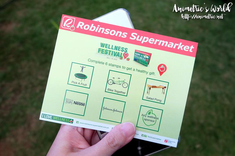 Robinsons Supermarket Freshtival