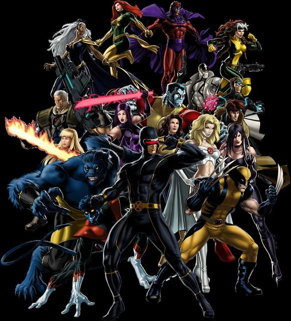 X-Men - Comics - 1