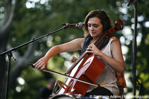 The Lumineers @ Central Park Summerstage, NY 8/6/12 | by The Owl Mag