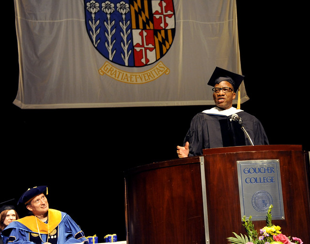 Goucher College Graduate Commencement 2015