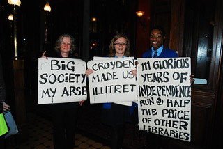 BIG SOCIETY | by Upper Norwood Library Campaign