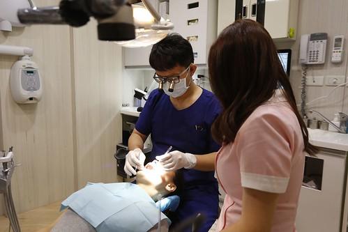 我的蛀牙得救了!板橋絕美牙醫顏成翰醫師的顯微根管治療術拯救了我 (1)