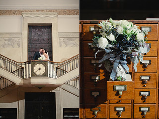 elegant_library_wedding50 | by marydaph