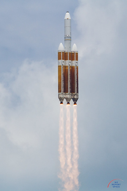 DeltaIV Heavy NROL37 by United Launch Alliance
