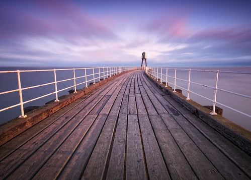 Whitby Pier | by Weeman76