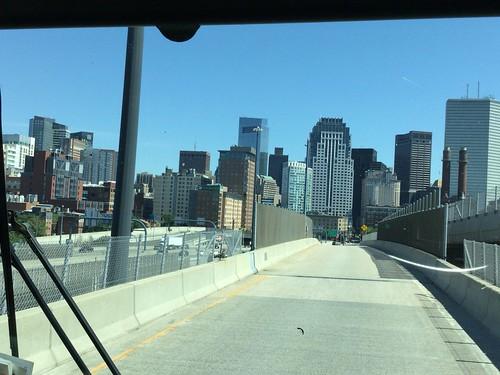 Boston市街 ここにも行ってみたかった