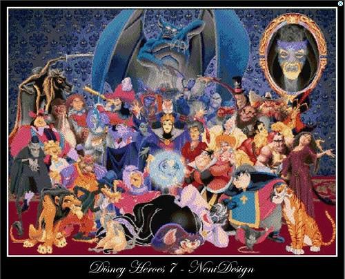 Disney Heroes 7