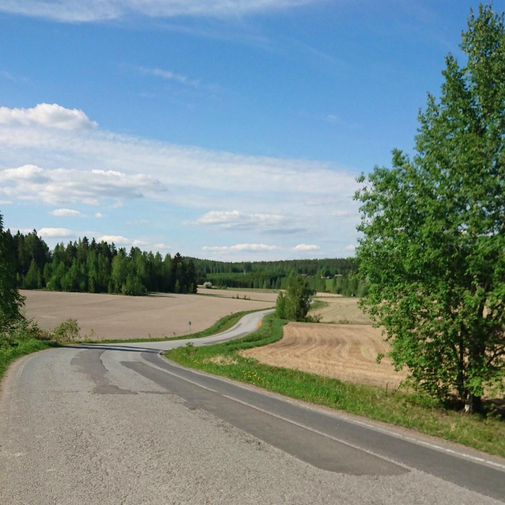 Karkunkylä, Suomi