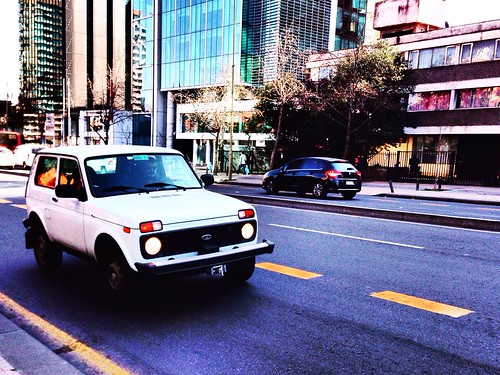 Lada 4x4 - Santiago, Chile