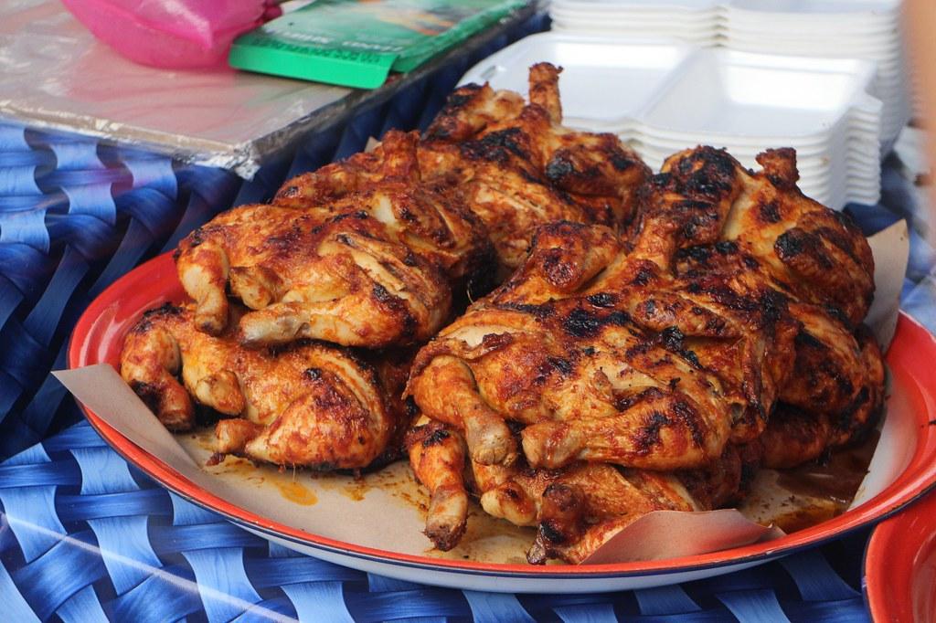 Ramadhan Bazaar: Ayam Percik