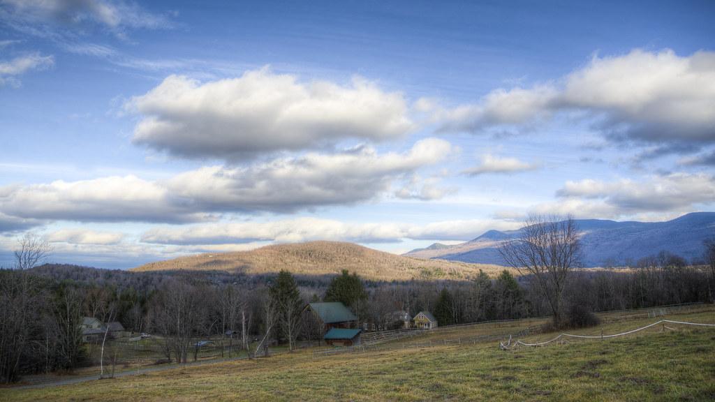 Vermonter Landscape