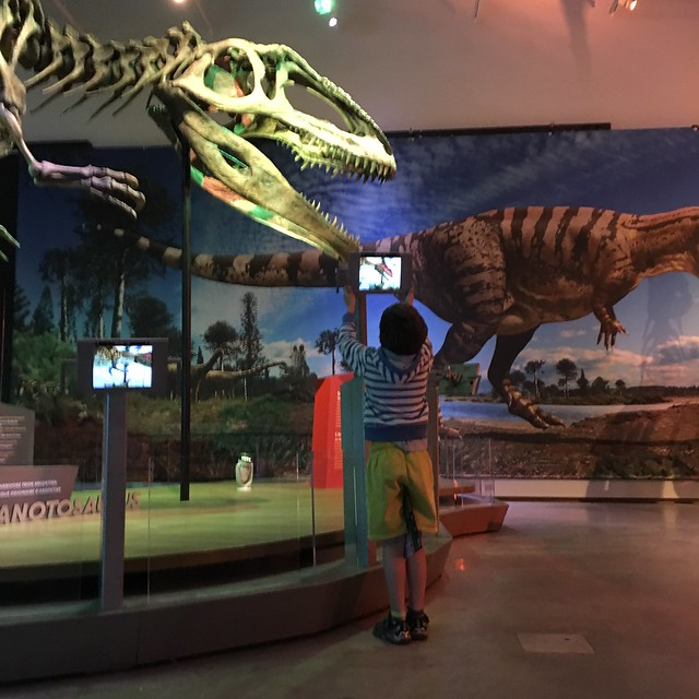 Ultimate Dinosaurs at the Museum of Nature
