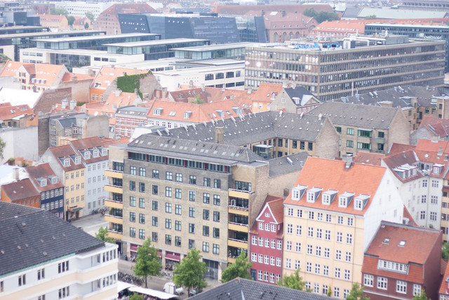 Corners and City Canyons - Copenhagen