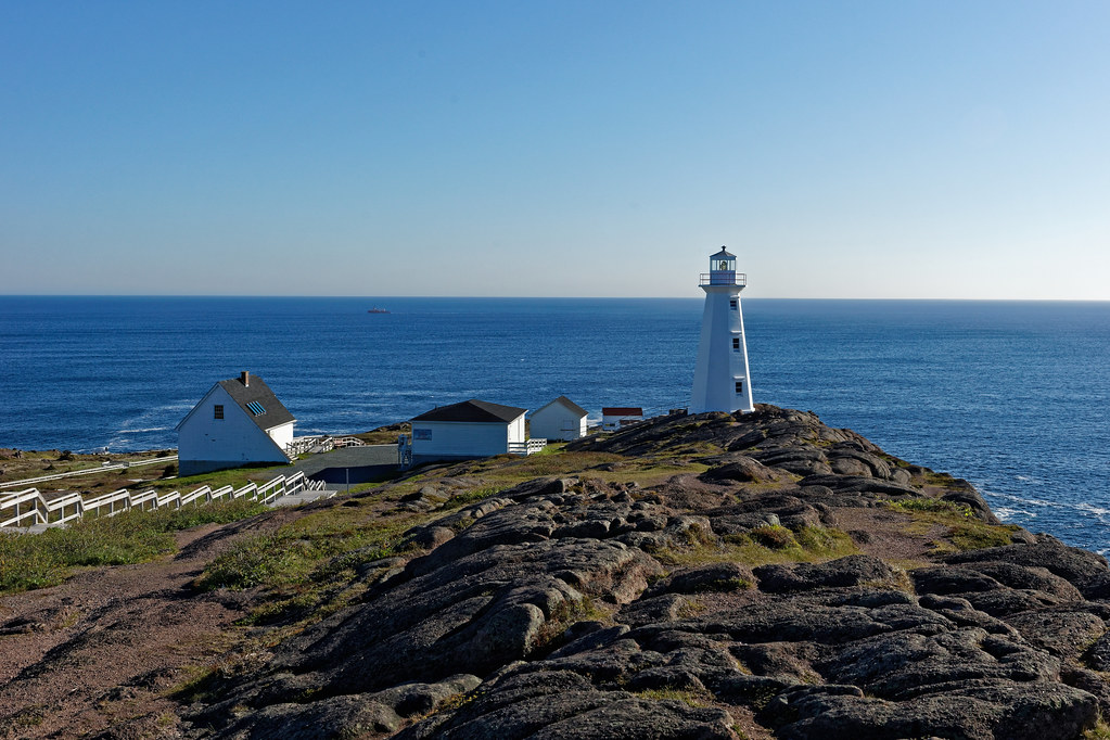 Cape Spear Historic Site