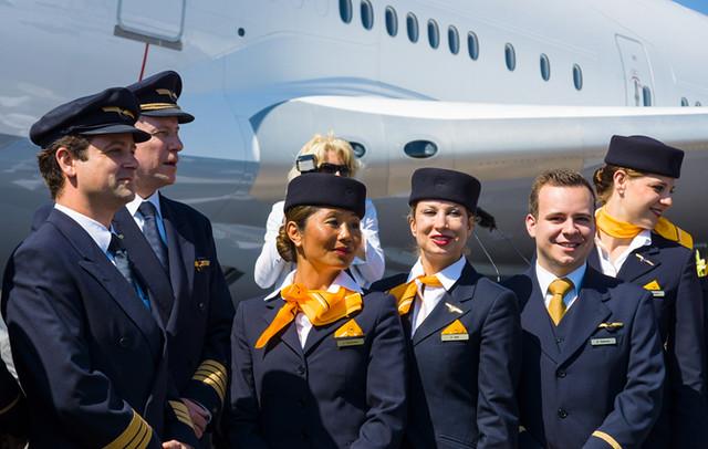 Kevés a sztyuvi, nem tud eléggé bővülni a Lufthansa