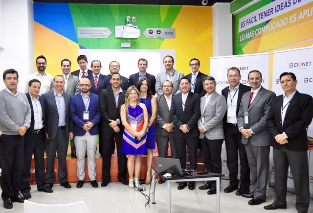 II Encuentro CIONET en Guayaquil