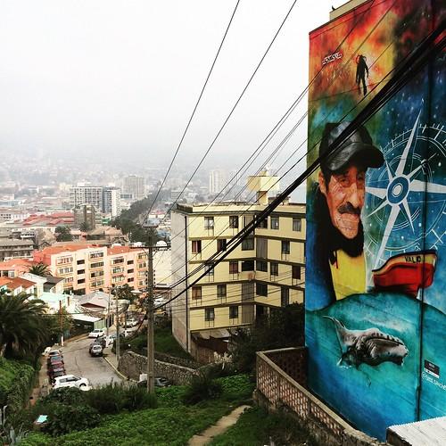 Cerro Lecheros #Valparaíso #Chile