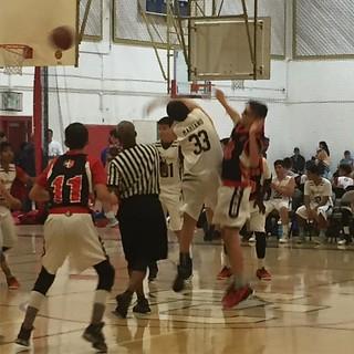 #basketball #tipoff