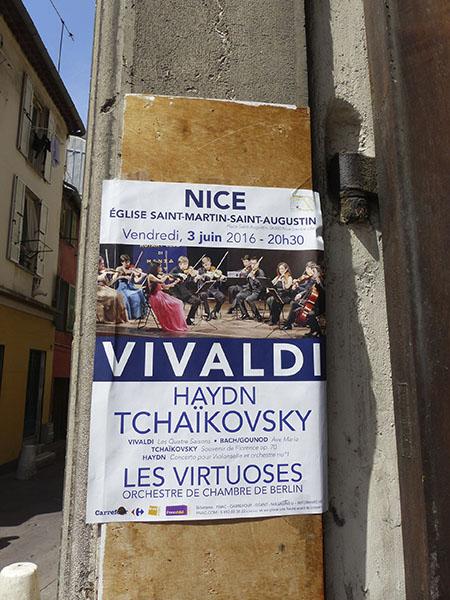 Vivaldi à saint-Augustin