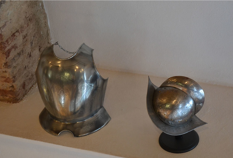 Jerez de los Caballeros. Casa Museo de vasco Nuñez de Balboa.