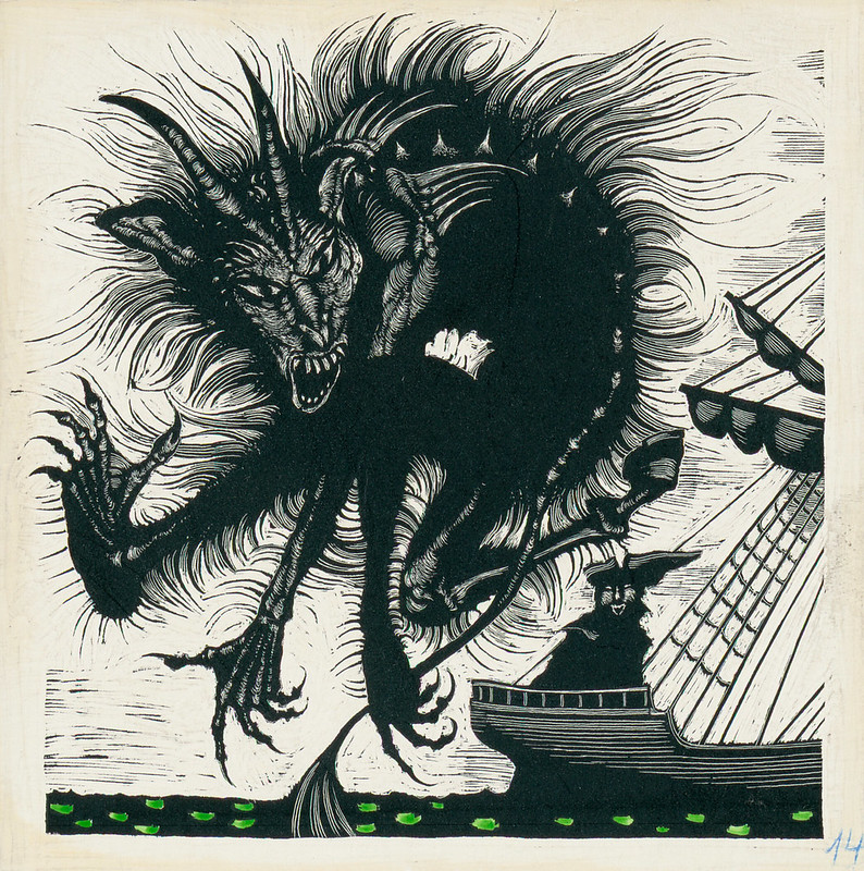 Albin Brunovsky - Ark and the Devil, 1970–1971