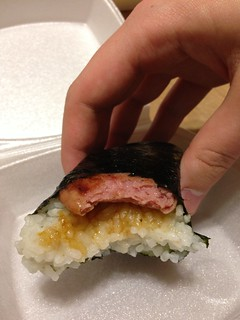 Spam musubi | by Phil Denton