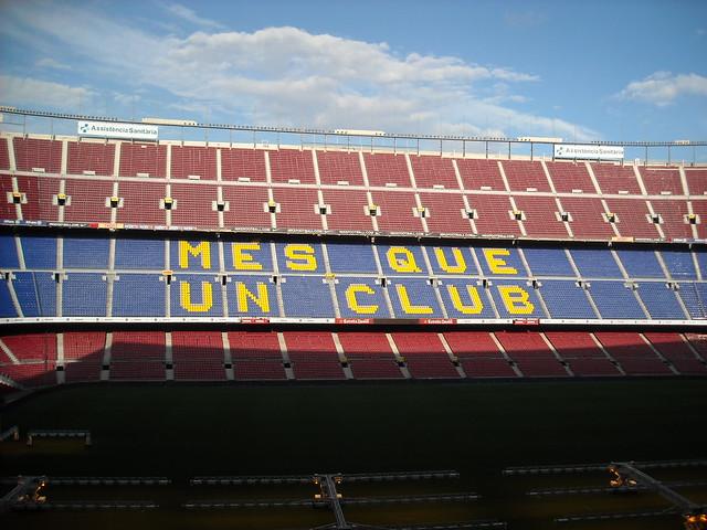 Qué hacer y ver en Barcelona - Camp Nou