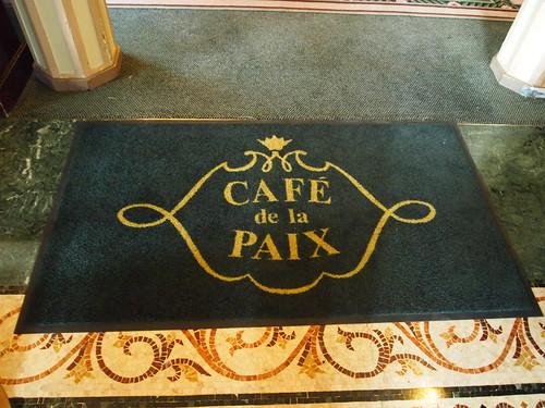 P5261284 CAFE de la PAIX(カフェ・ド・ラ・ペー) paris パリ フランス