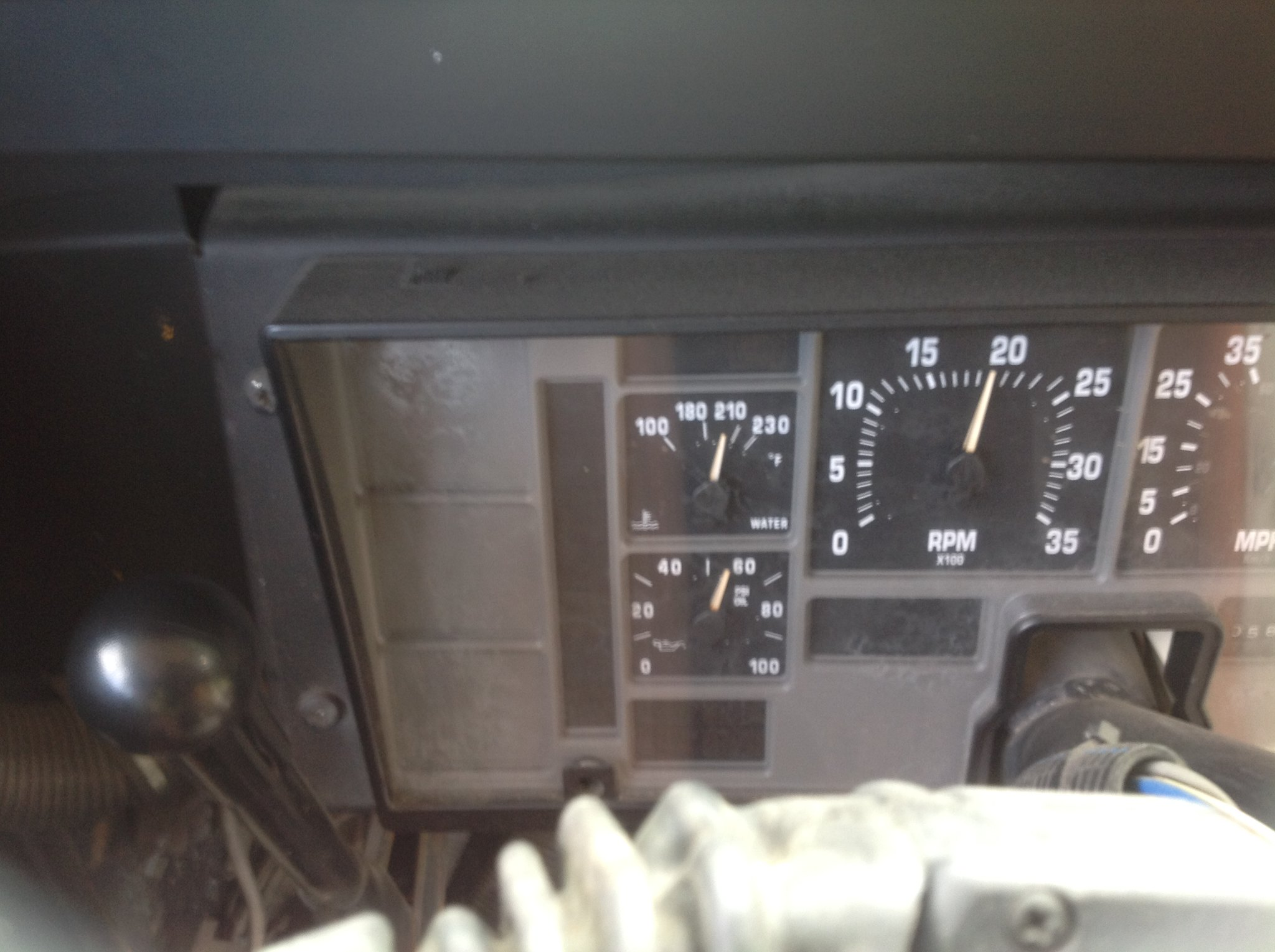 1996 DT466 Thermostat Issue! - Page 2 - School Bus