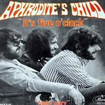 APHRODITE'S CHILD - IT'S FIVE O'CLOCK / FUNKY MARY