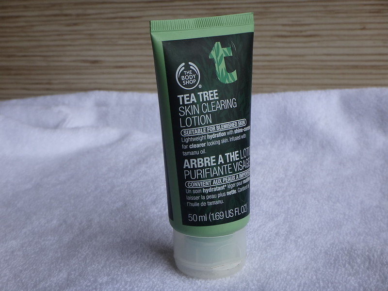 Tea Tree Skin Clearing Lotion From Body Shop
