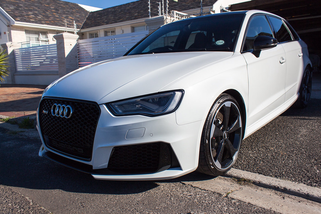 view topic glacier white audi rs3 detailed. Black Bedroom Furniture Sets. Home Design Ideas