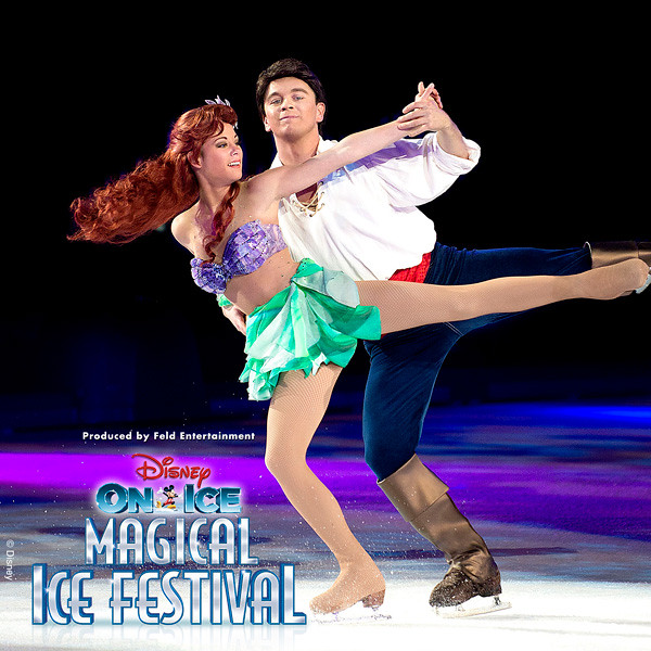 The Little Mermaid | Disney on Ice Magical Ice Festival