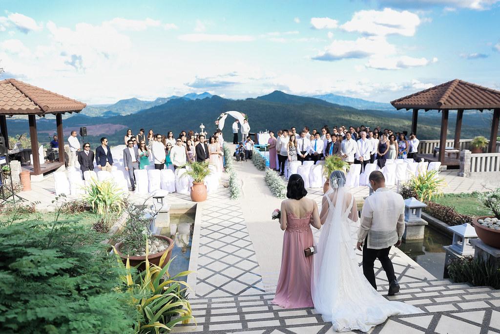 Jeff Chrys Wedding Randolf Evan Manila Philippine