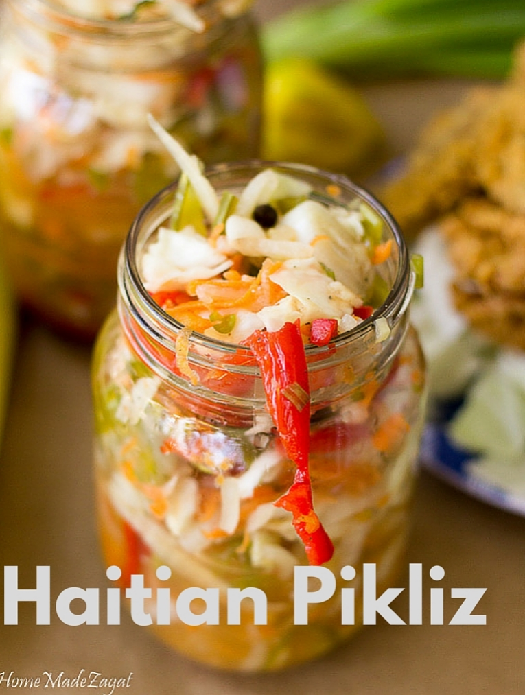 Haitian Pikliz