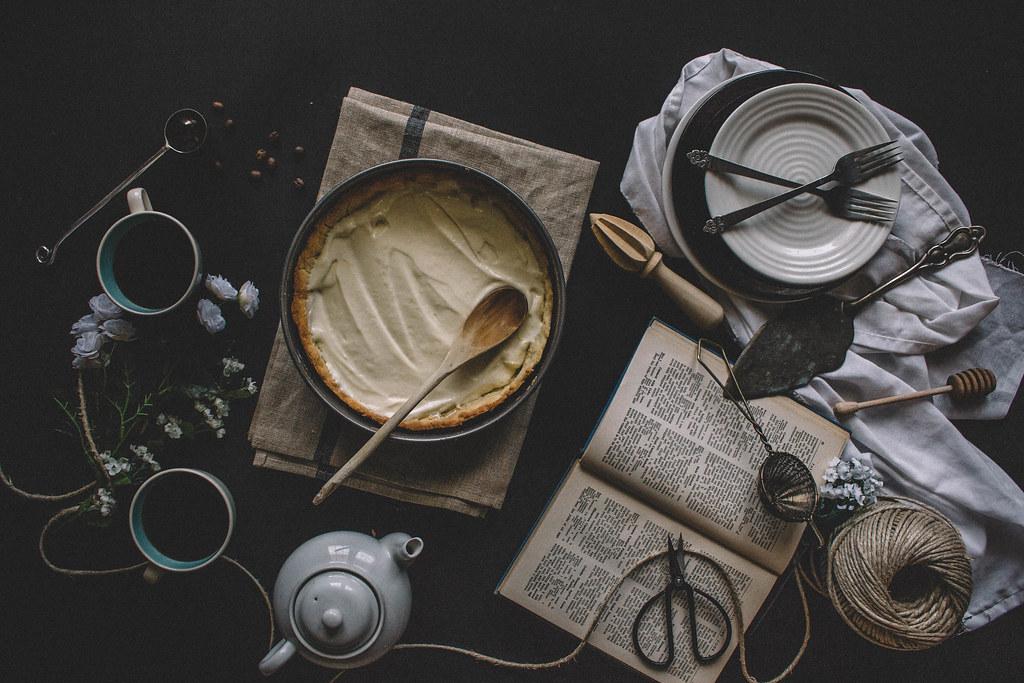 Deep Dish Lemon Meringue Pie