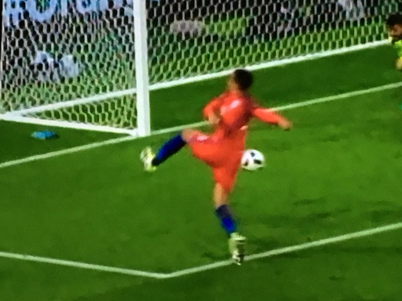 Slovakia 0 - 0 England