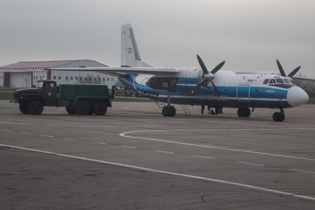 Motor Sich AN-24