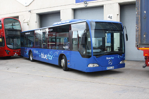 Go South Coast 2404 HF55JZA (Bluestar)