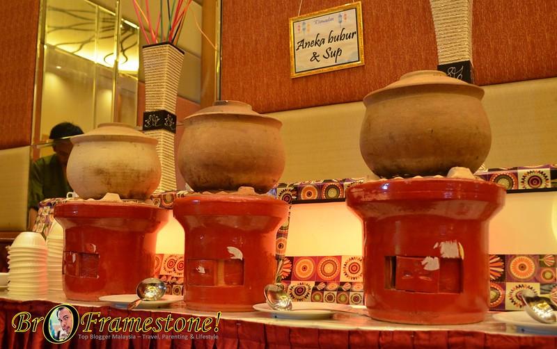Ramadan Buffet De Palma Kuala Selangor