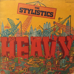 THE STYLISTICS:HEAVY(JACKET A)