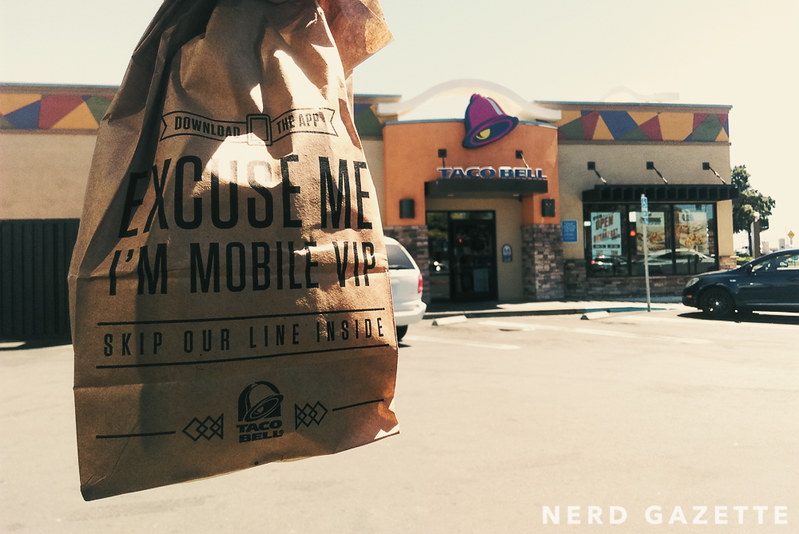 That Free Doritos Locos Taco | VSCO A3
