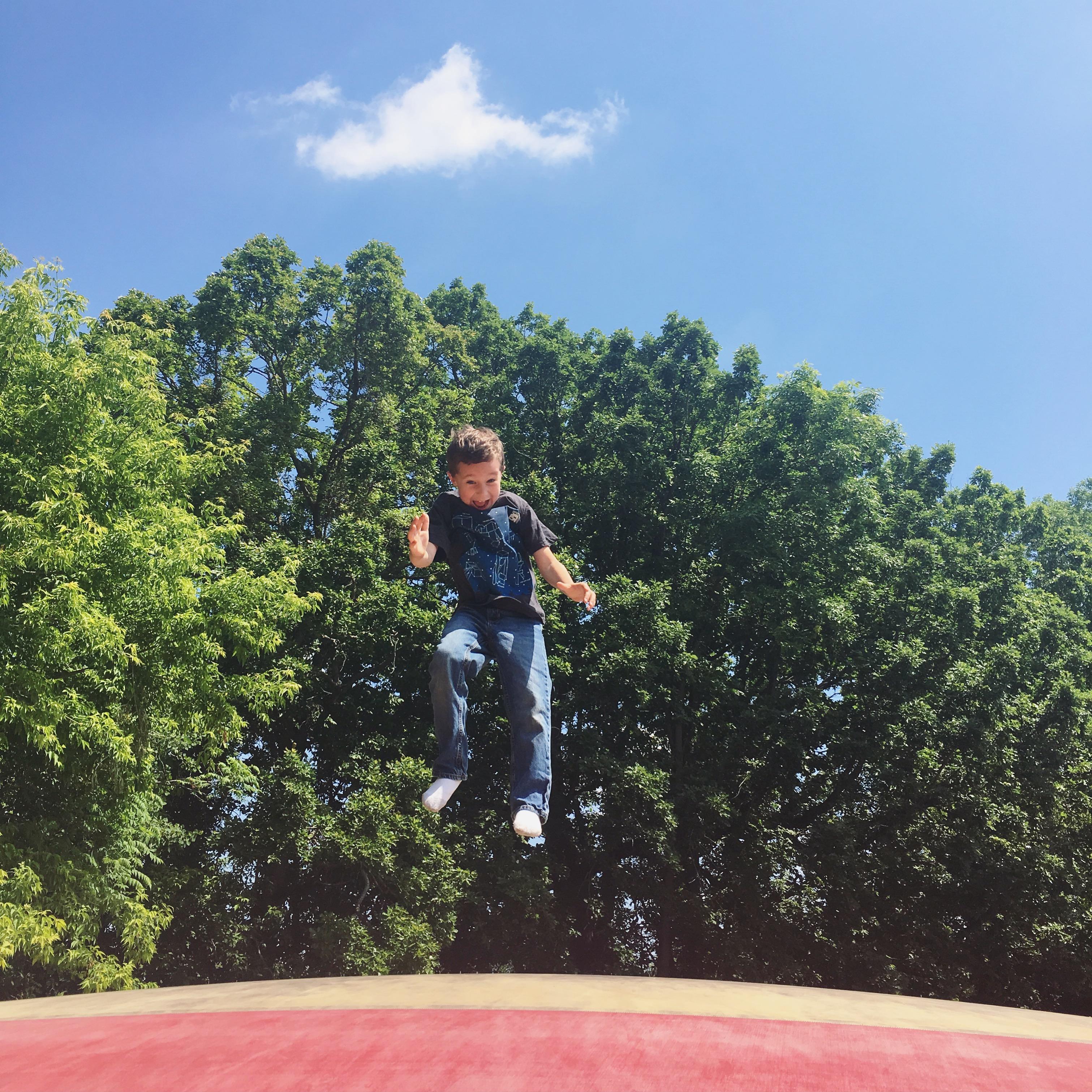 Jump for (en)joy!