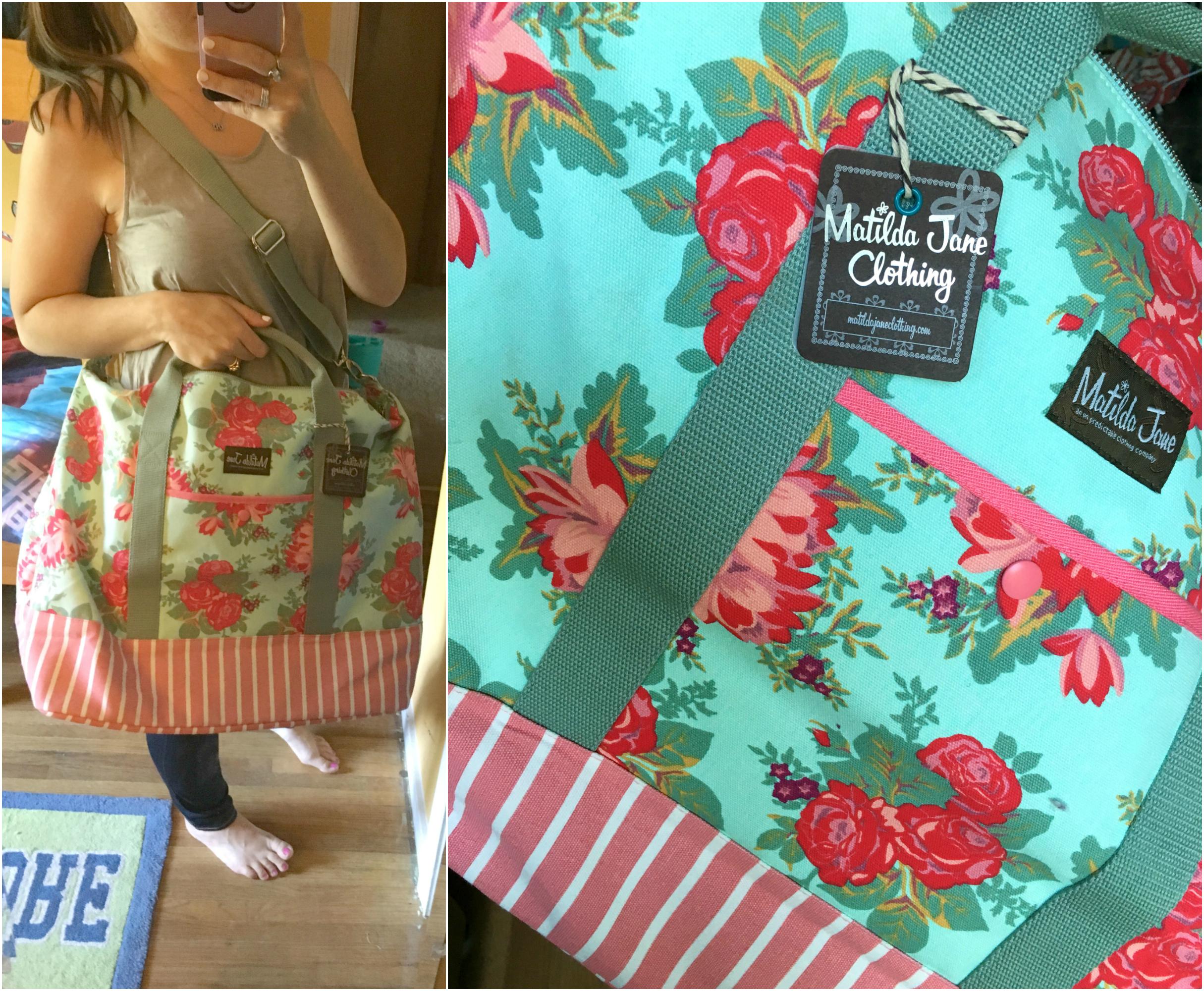 Matilda Jane Weekender Bag IRL
