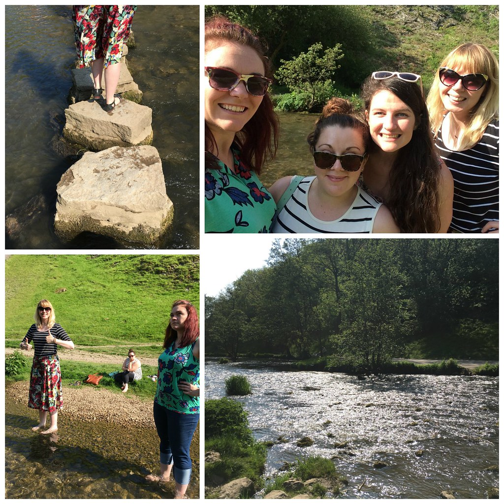 Dovedale Collage