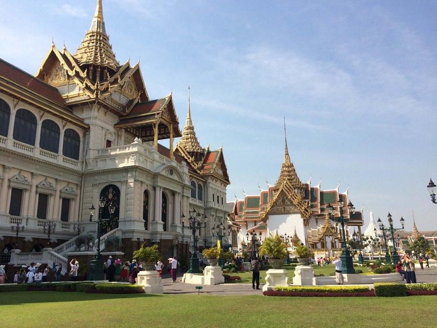 Grand Palace - Copyright Travelosio