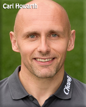 Carl Howarth - Physiotherapist