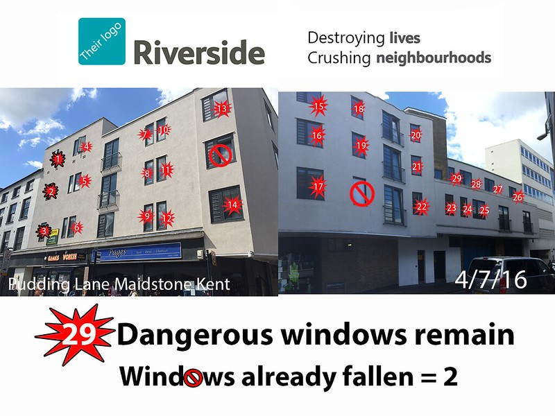 29 Dangerous windows